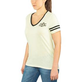 Fox Heartbreaker V-Neck SS Shirt Damen bone